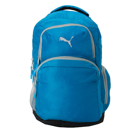 PUMA Utility Backpack, Hawaiian Surf-Quarry, small-IND