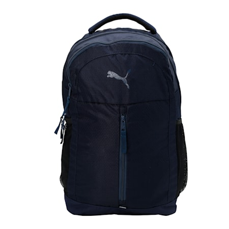 PUMA Pals Backpack, Peacoat-Sargasso Sea, small-IND