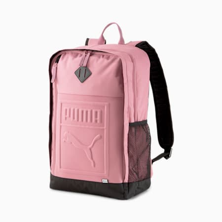 Square Backpack, Foxglove, small