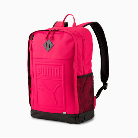 Square Backpack, Virtual Pink, small-GBR
