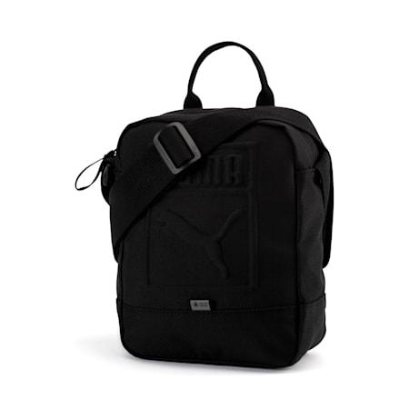 Portable Shoulder Bag, Puma Black, small-SEA