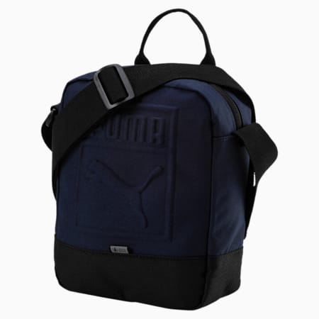 Portable Shoulder Bag, Peacoat, small-IND