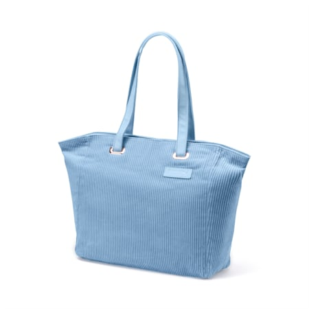 Women's Prime Time Large Shopper, CERULEAN, small-IND