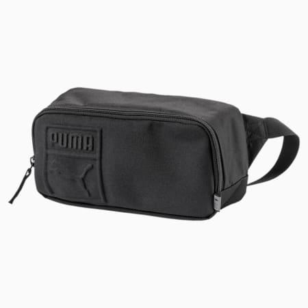PUMA Small Waist Bag, Puma Black, small
