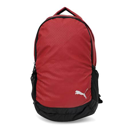 Training Daypack, Pomegranate-Puma Black, small-IND