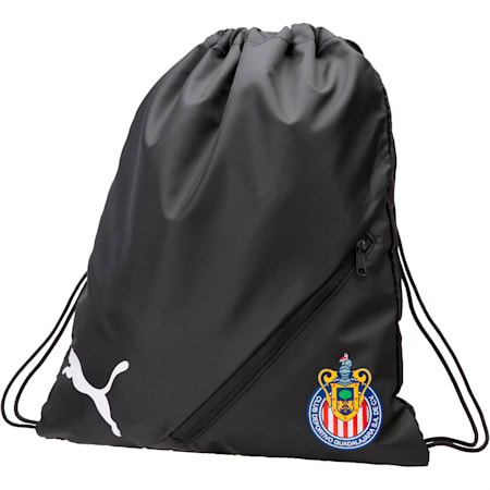 Chivas LIGA Gym Sack, Puma Black, small