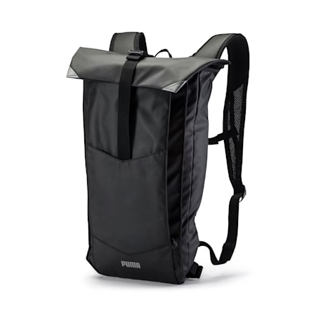 Street Running Backpack, Puma Black, small-IND
