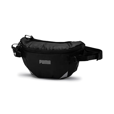 ストリート ランニング ウエストバッグ 1.4L, Puma Black, small-JPN