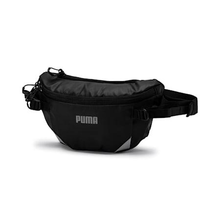 Street Running Waist Bag, Puma Black, small-SEA
