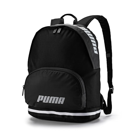 WMN Core Women's Backpack, Puma Black, small-IND