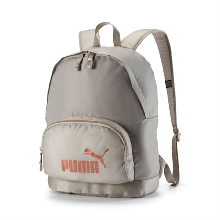 Seasonal Women's Backpack, Silver Gray, small-IND