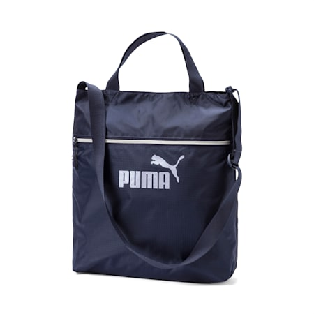 Women's Core Seasonal Shopper Bag, Peacoat, small-IND