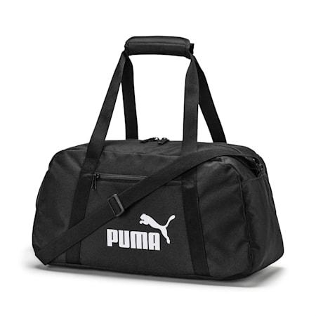Phase Gym Bag, Puma Black, small-IND