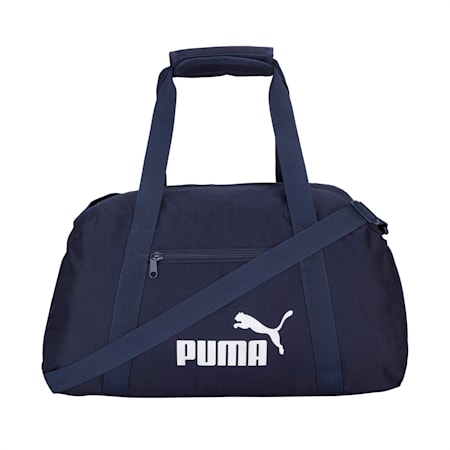 Phase Gym Bag, Peacoat, small-IND