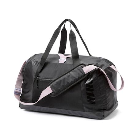 Active Women's Training Duffle Bag, Puma Black, small-IND