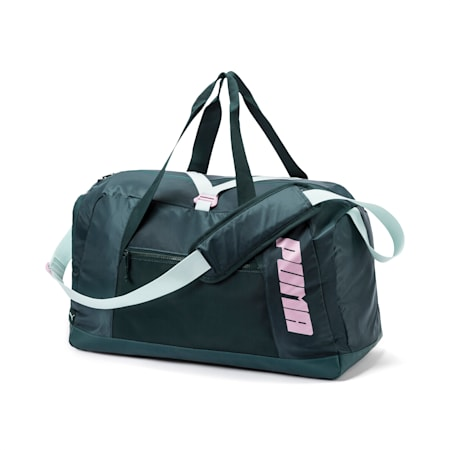 Active Women's Training Duffle Bag, Ponderosa Pine, small-SEA