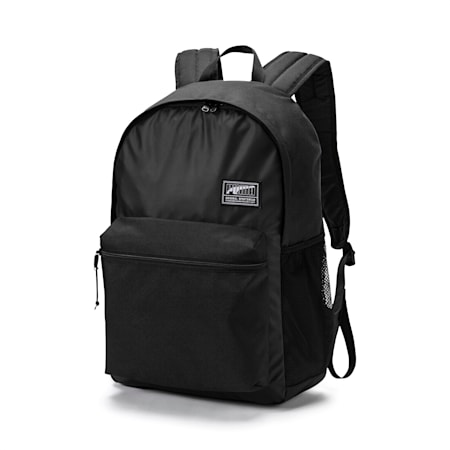 Academy Backpack, Puma Black, small