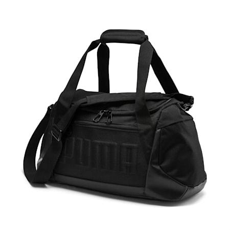 Gym Duffel Bag, Puma Black, small-IND