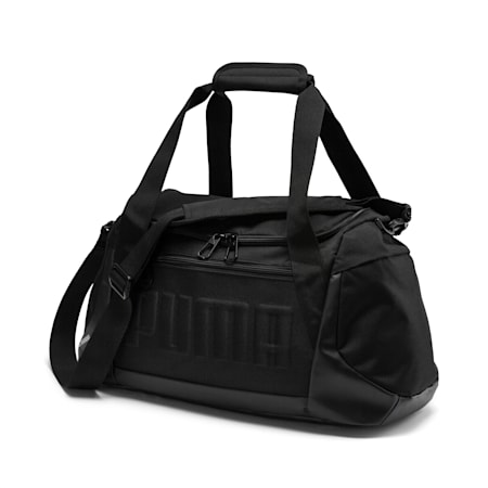 Gym Duffel Bag, Puma Black, small-SEA