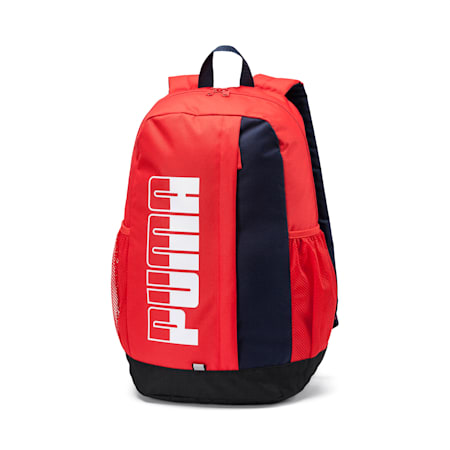 Plus II Backpack, High Risk Red-Peacoat, small-IND