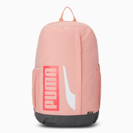 Plus II Backpack, Apricot Blush, small-IND