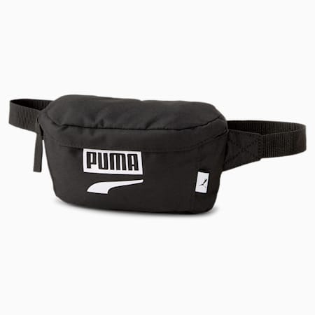 Plus Waist Bag II, Puma Black, small-SEA