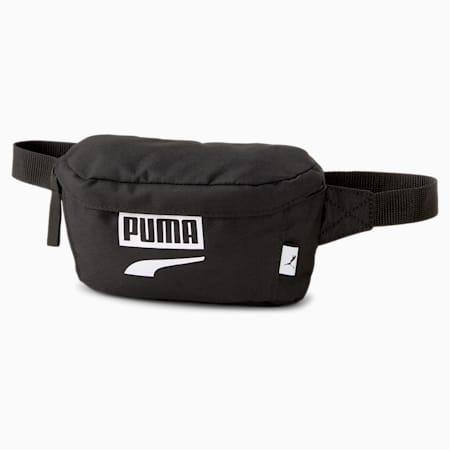 푸마 플러스 웨이스트 백 II, Puma Black, small-KOR