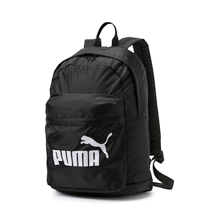 Classic Backpack, Puma Black, small-SEA