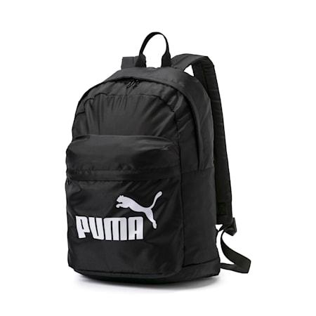 Classic Backpack, Puma Black, small-IND