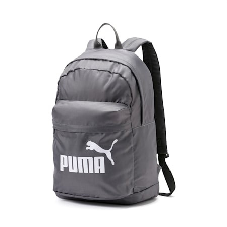 Classic Backpack, Charcoal Gray, small