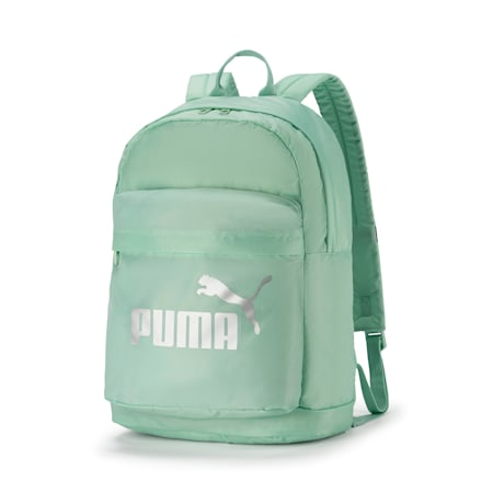 Classic Backpack, Mist Green, small-SEA