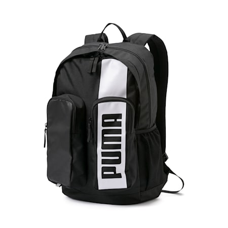 Deck Backpack II, Puma Black, small