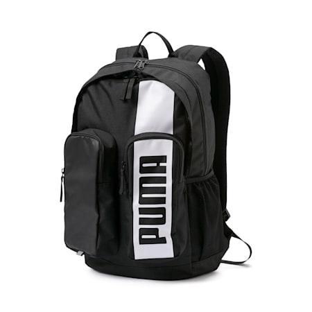 Deck Backpack II, Puma Black, small-IND