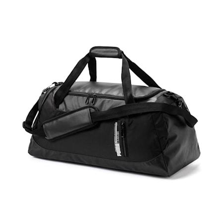 Energy Medium Duffle Bag, Puma Black, small-IND