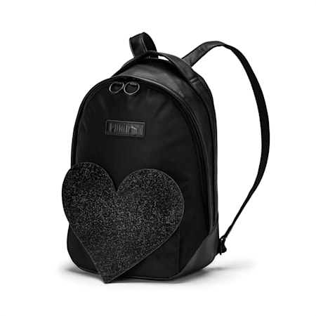Prime Archive Valentine Backpack, Puma Black, small