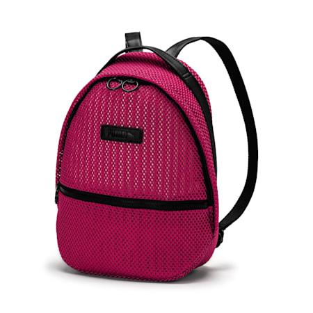 Prime Time Archive Festival Backpack, Fuchsia Purple-Puma Black, small