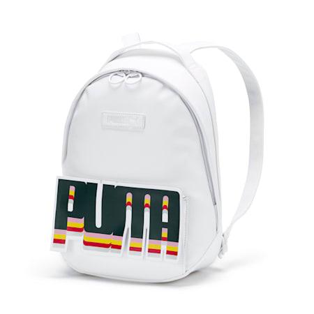 Prime Archive Backpack Clip, Puma White, small