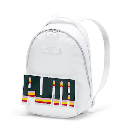 Prime Archive Backpack Clip, Puma White, small-SEA