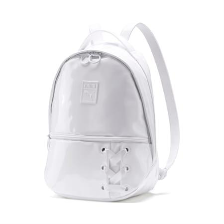 Prime Archive Crush Women's Backpack, Puma White, small-SEA