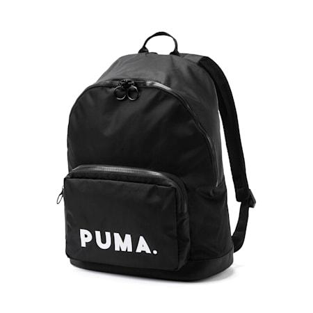 Originals Trend Backpack, Puma Black, small-IND