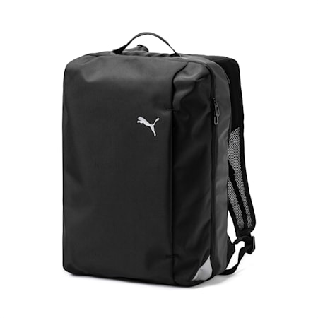 Evolution Street Work Backpack, Puma Black, small-IND