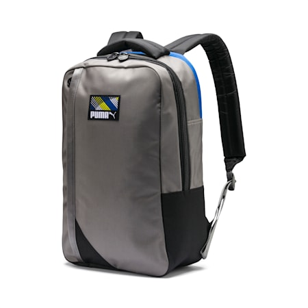 RSX Backpack, Charcoal Gray, small-SEA