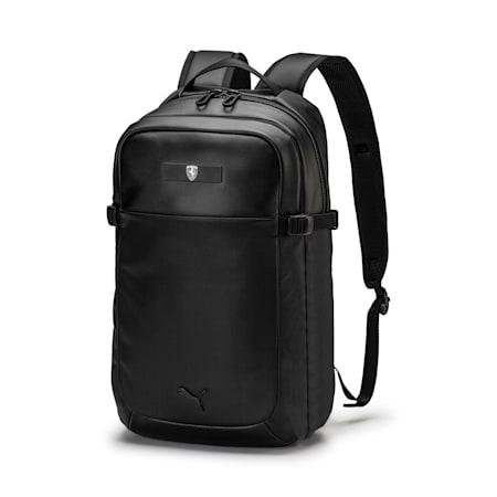 Ferrari Lifestyle Backpack, Puma Black, small-SEA