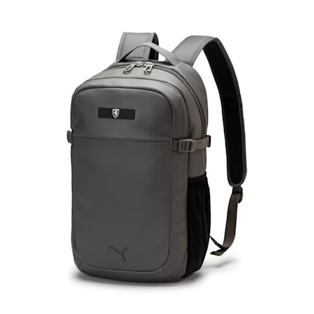 Ferrari Lifestyle Backpack, Charcoal Gray, small-IND