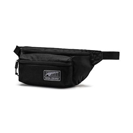 Academy Waist Bag, Puma Black, small-SEA
