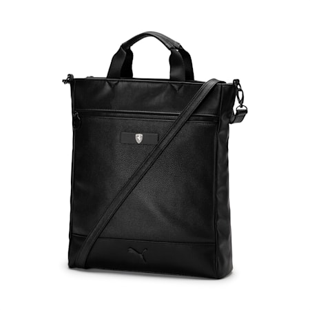 SF LS Shopper, Puma Black, small-IND