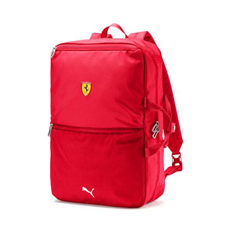 フェラーリ レプリカ バックパック 22L, Rosso Corsa, small-JPN