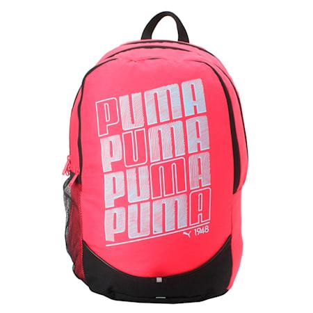 PUMA Pioneer Backpack, Virtual Pink, small-IND