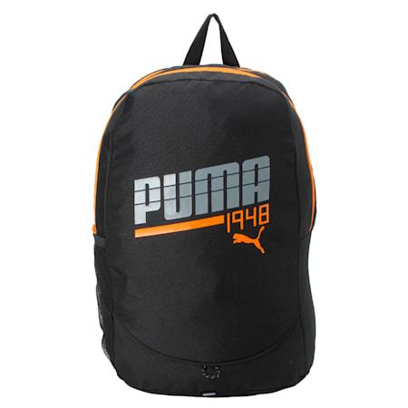 PUMA 1948 Gr Backpack IND, Puma Black-High Rise, small-IND