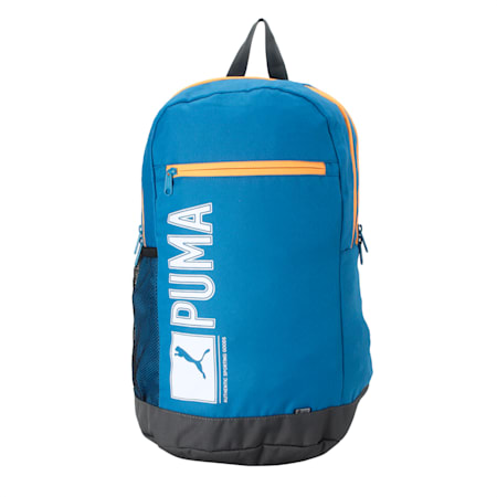 PUMA Pioneer Backpack I IND, Blue Heaven, small-IND